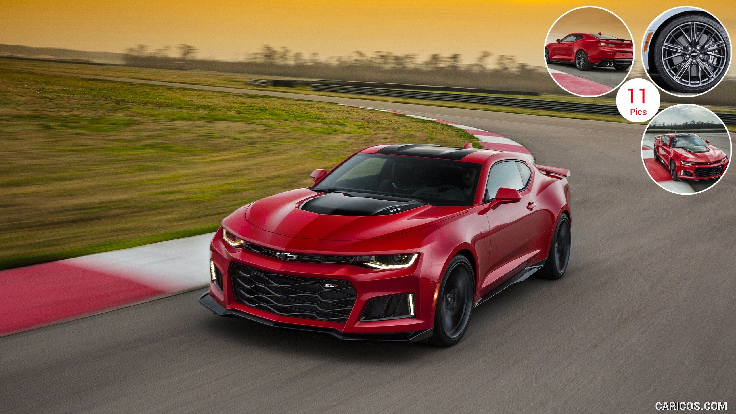1920x1080 2018 Chevrolet Camaro ZL1 1LE Wallpapers & HD Images - WSupercars. 1920x1080 2018 Chevrolet Camaro ZL1 1LE Wallpapers ...