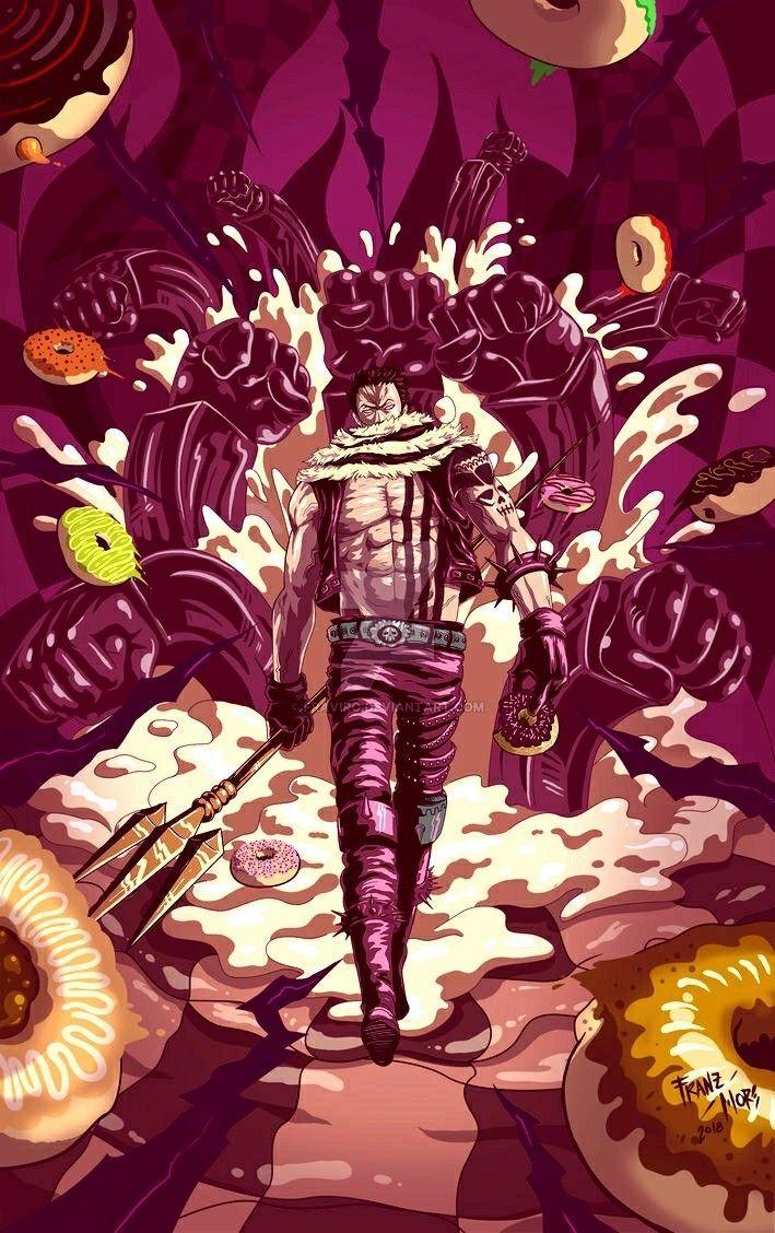 Katakuri One Piece Wallpapers Top Free Katakuri One Piece Backgrounds Wallpaperaccess
