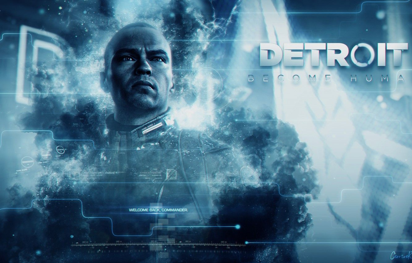 Detroit Become Human Wallpapers Top Free Detroit Become Human Backgrounds Wallpaperaccess