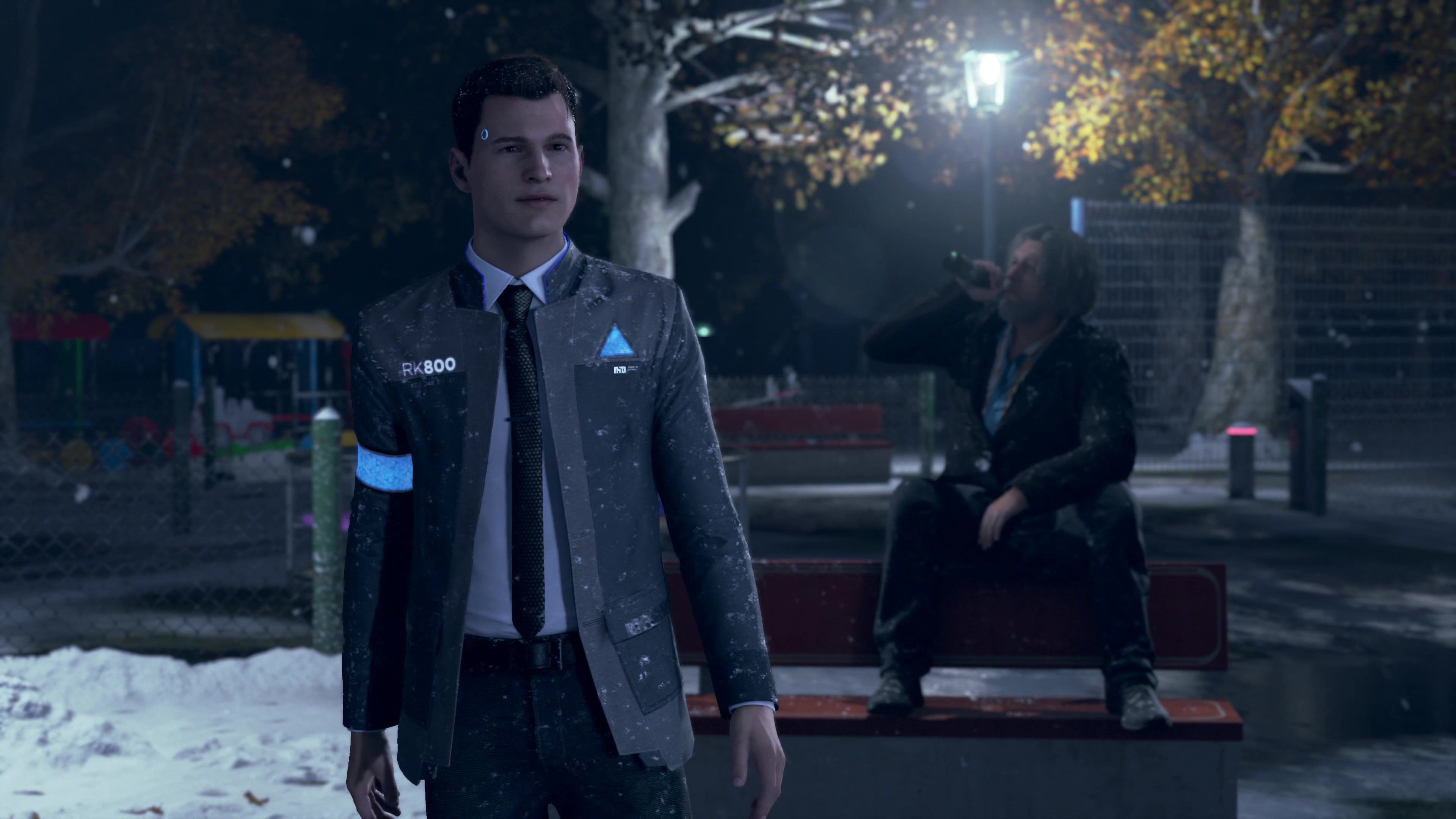 Detroit Become Human Wallpapers Top Free Detroit Become Human