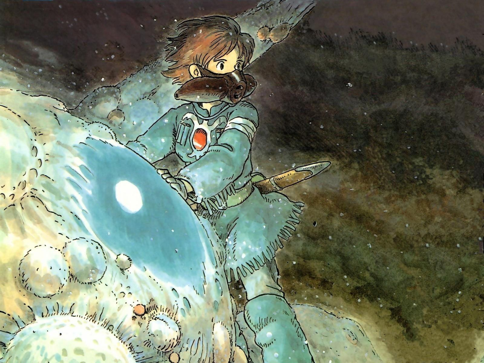 Nausicaa Wallpapers Top Free Nausicaa Backgrounds Wallpaperaccess