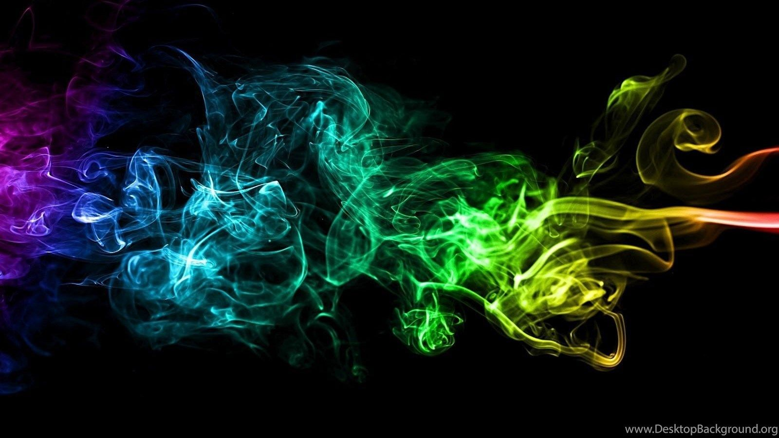 Top Free Color Smoke Backgrounds