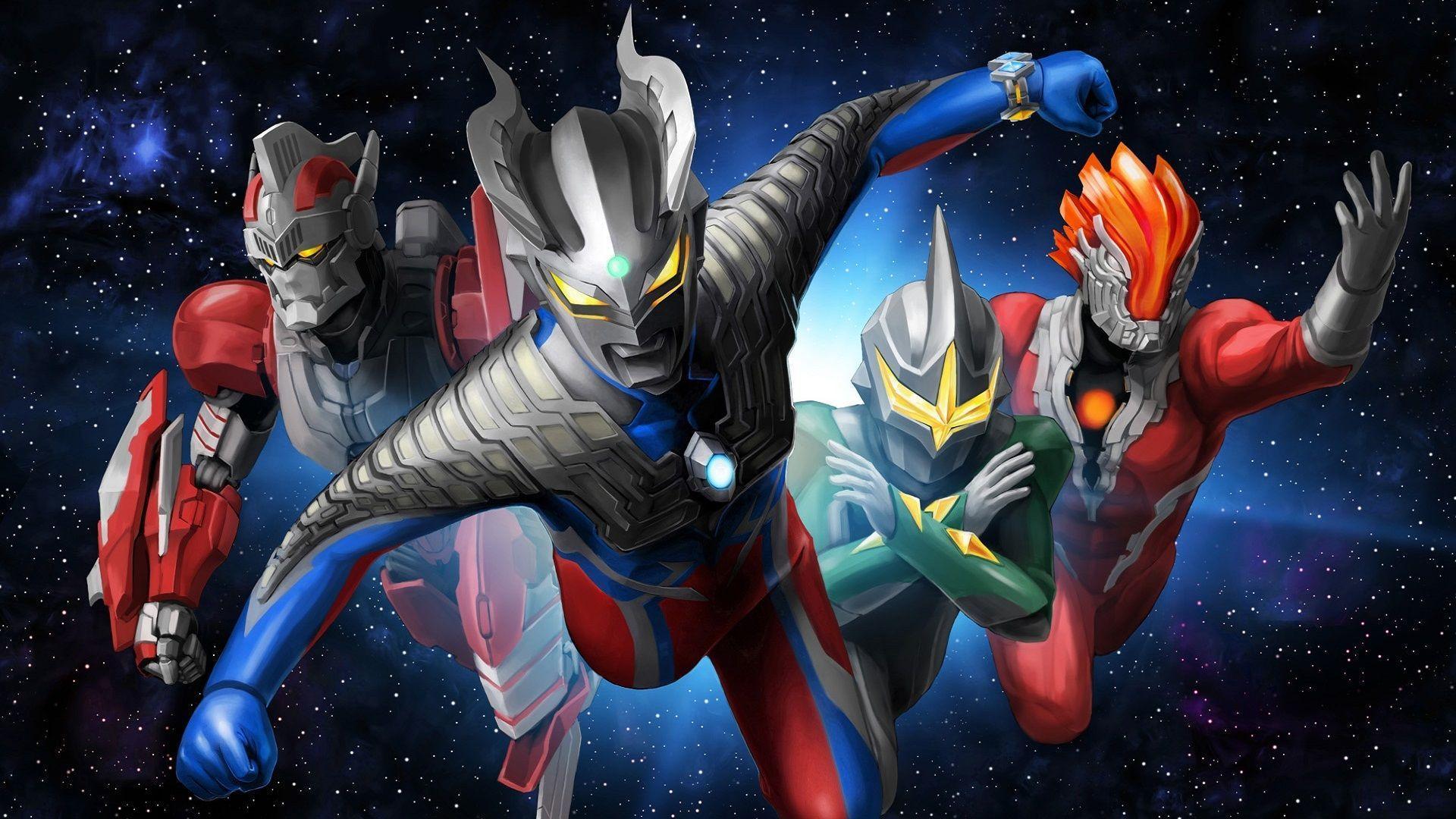 Ultraman Wallpapers Top Free Ultraman Backgrounds Wallpaperaccess