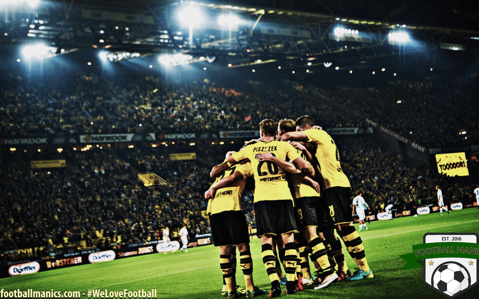 Borussia Dortmund Wallpapers Top Free Borussia Dortmund Backgrounds Wallpaperaccess