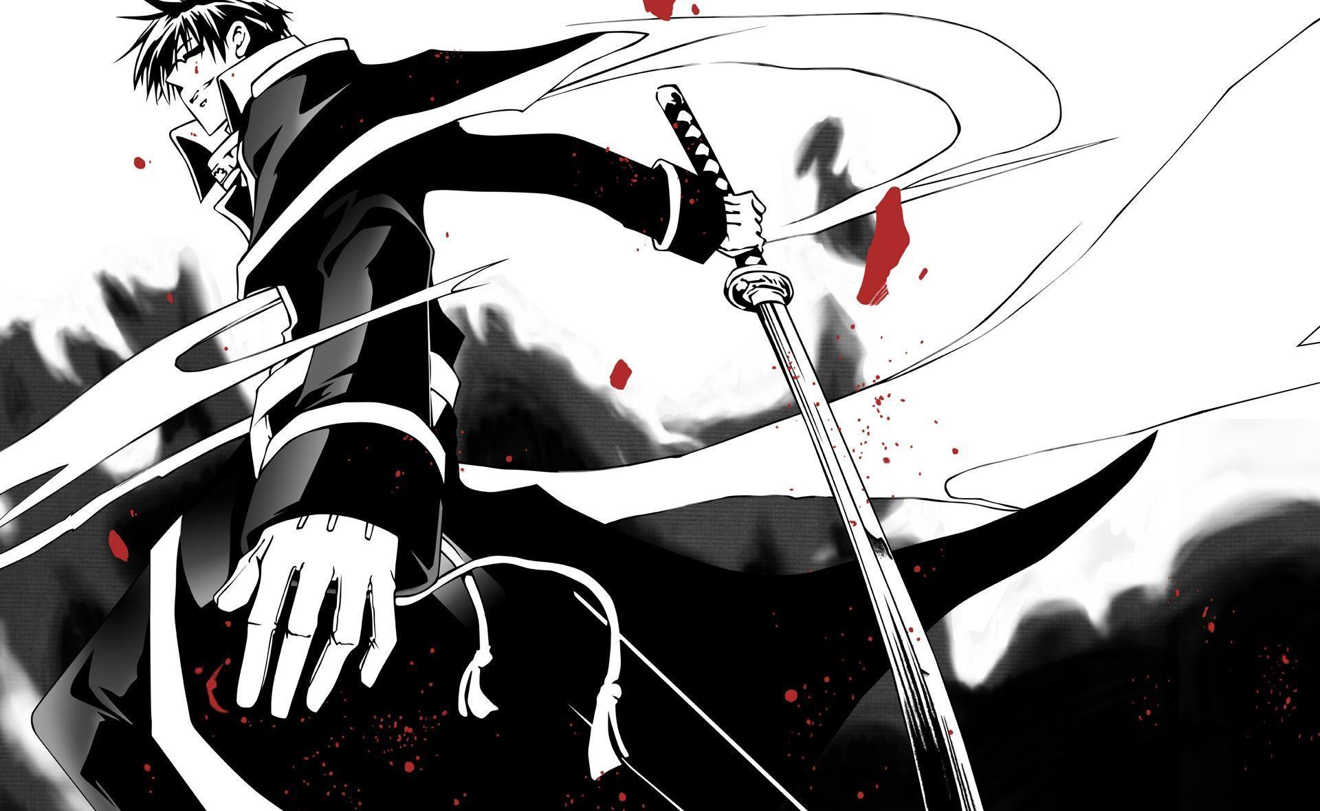 White Anime Wallpapers - Top Free White ...