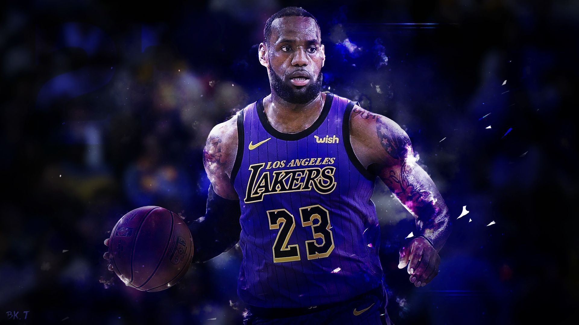 Lebron James Cool Wallpapers Top Free Lebron James Cool Backgrounds Wallpaperaccess