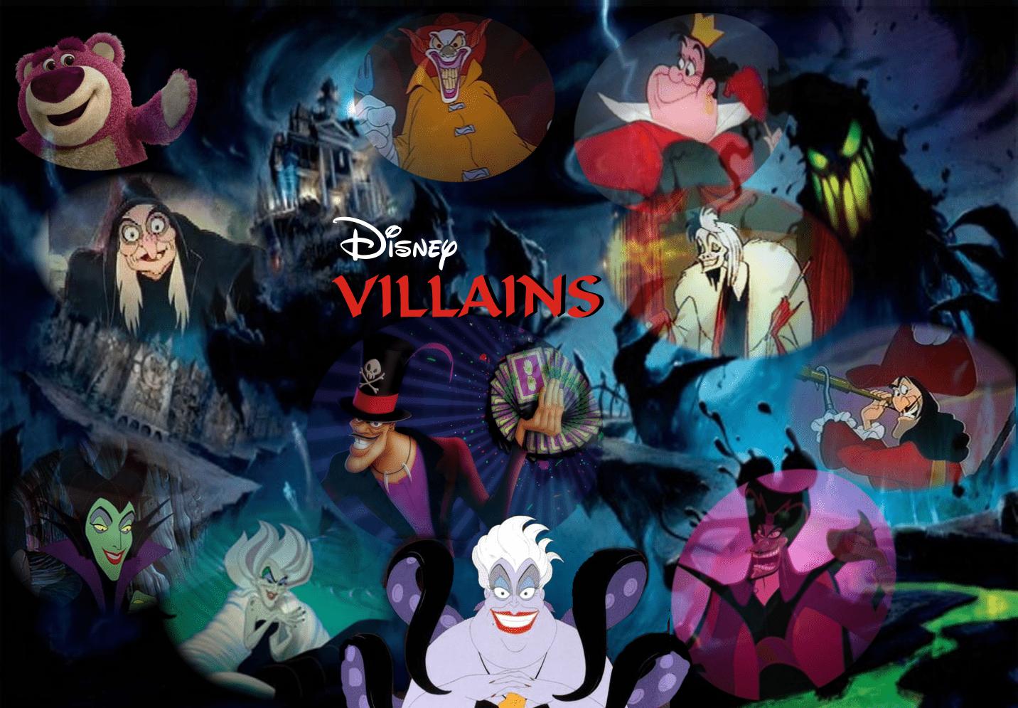 Disney Villains Wallpapers Top Free Disney Villains Backgrounds Wallpaperaccess