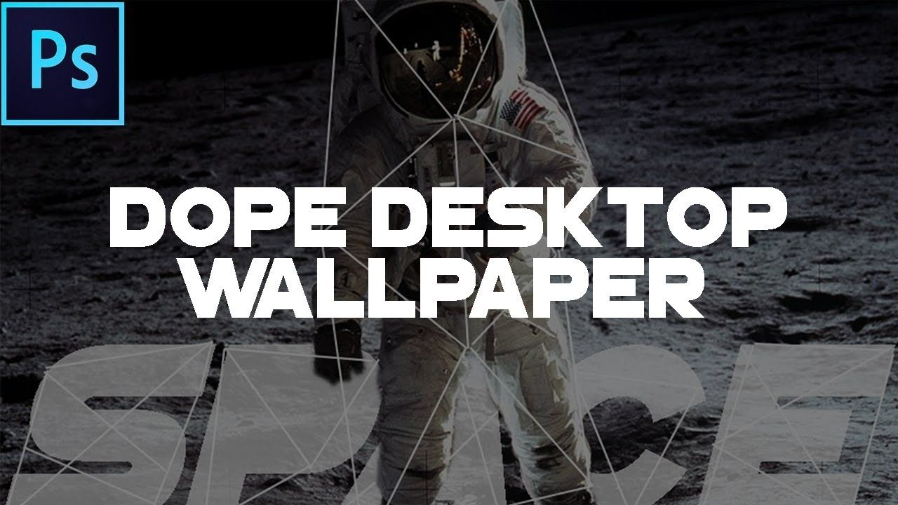 1280x720 How To Make A Dope WALLPAPER In Photoshop 2017 - YouTube
