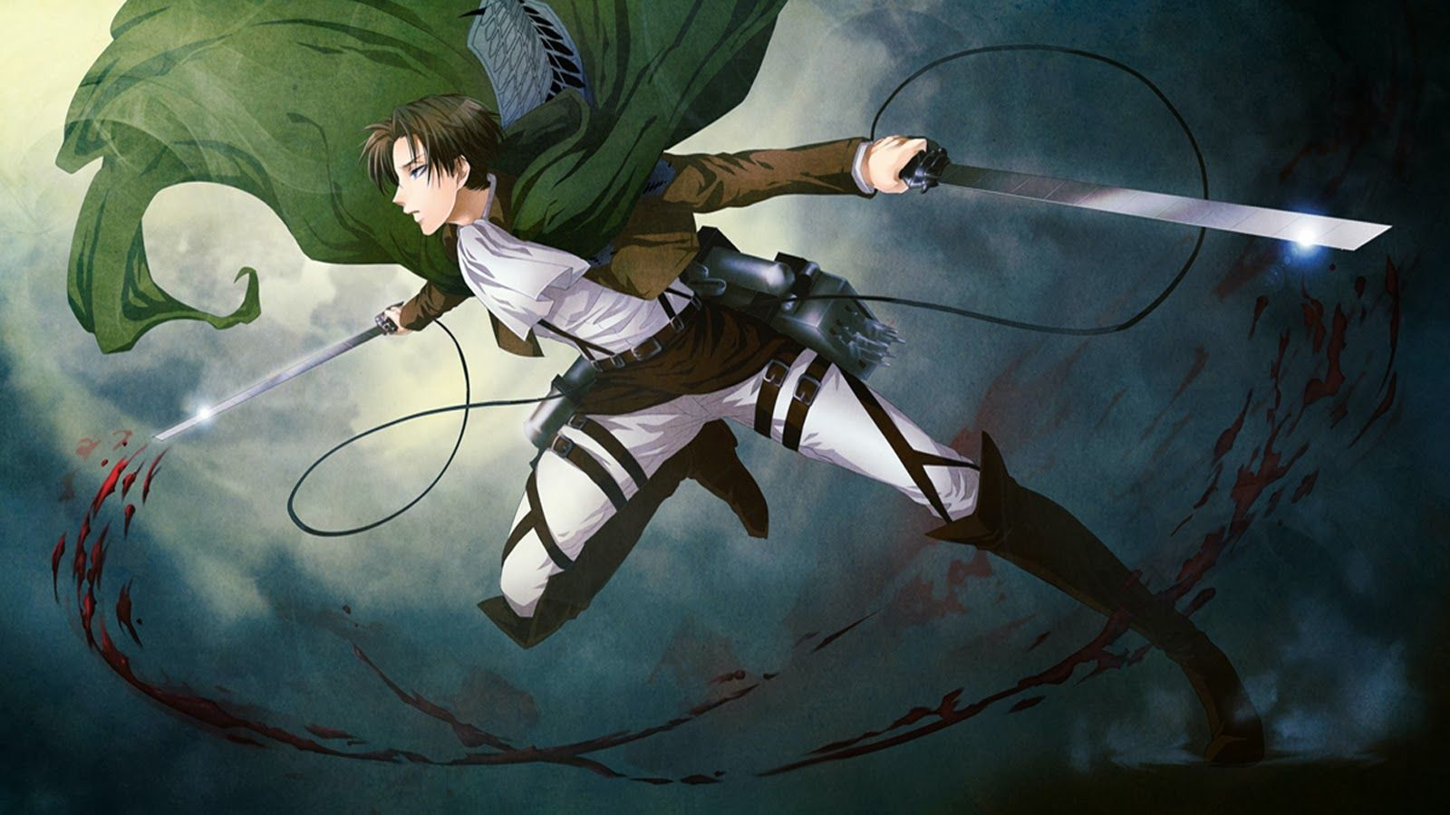 Levi Attack On Titan Wallpapers Top Free Levi Attack On Titan Backgrounds Wallpaperaccess