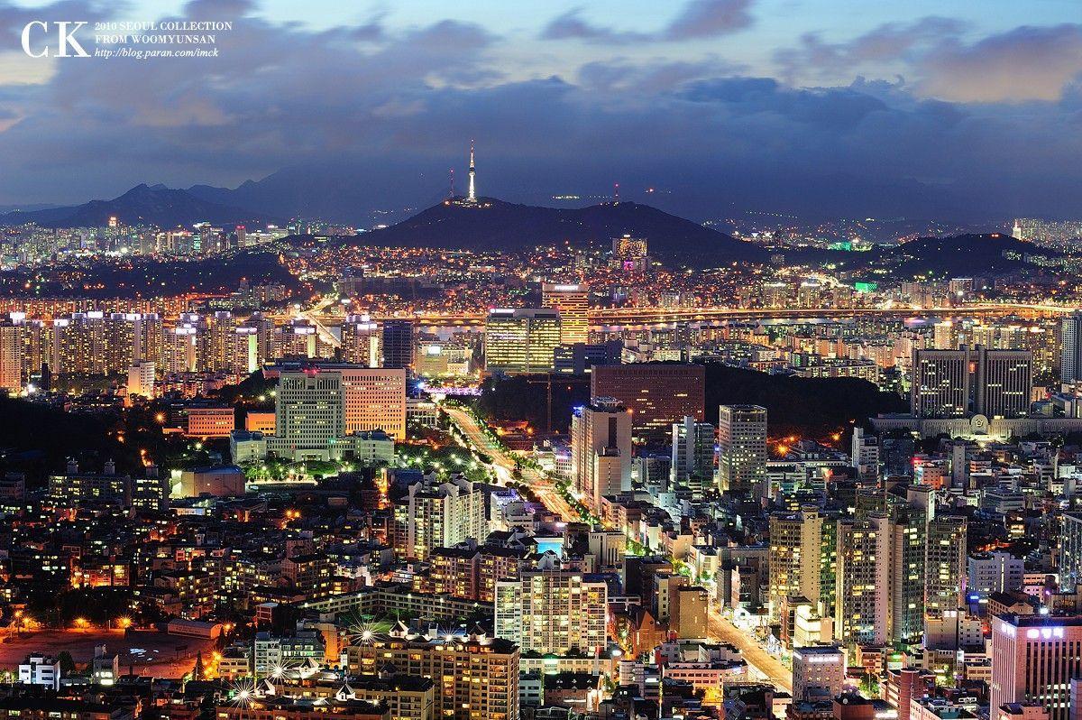 South Korea Desktop Wallpapers