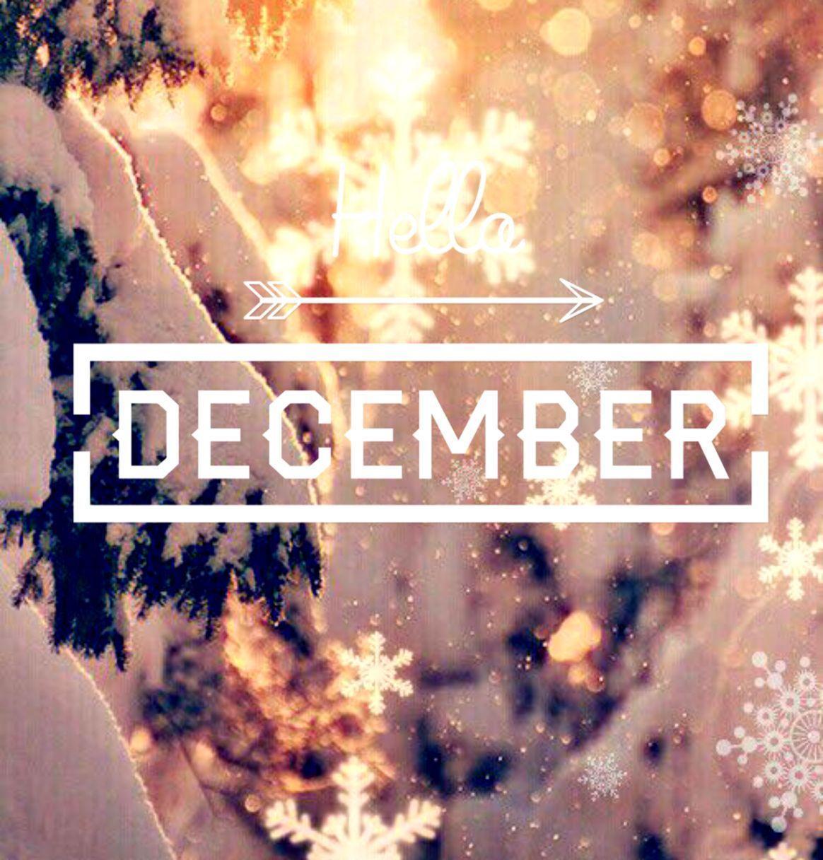 hello december wallpapers top free