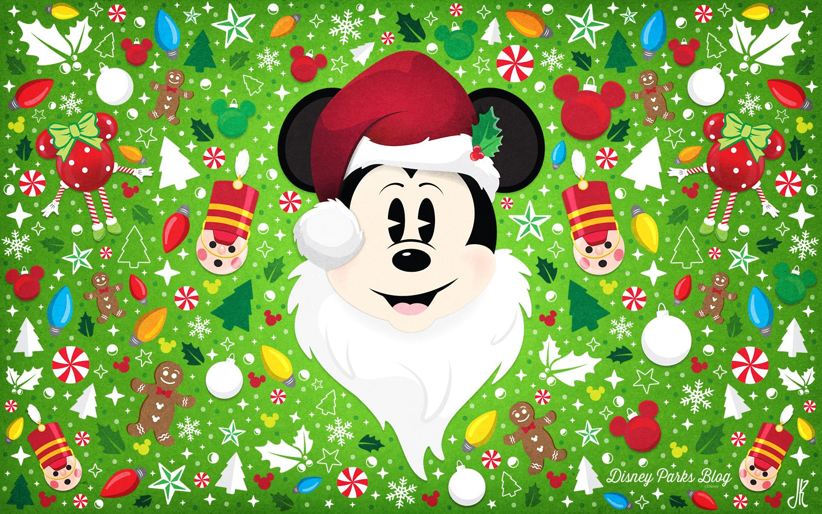Disney Christmas Wallpapers - Top Free
