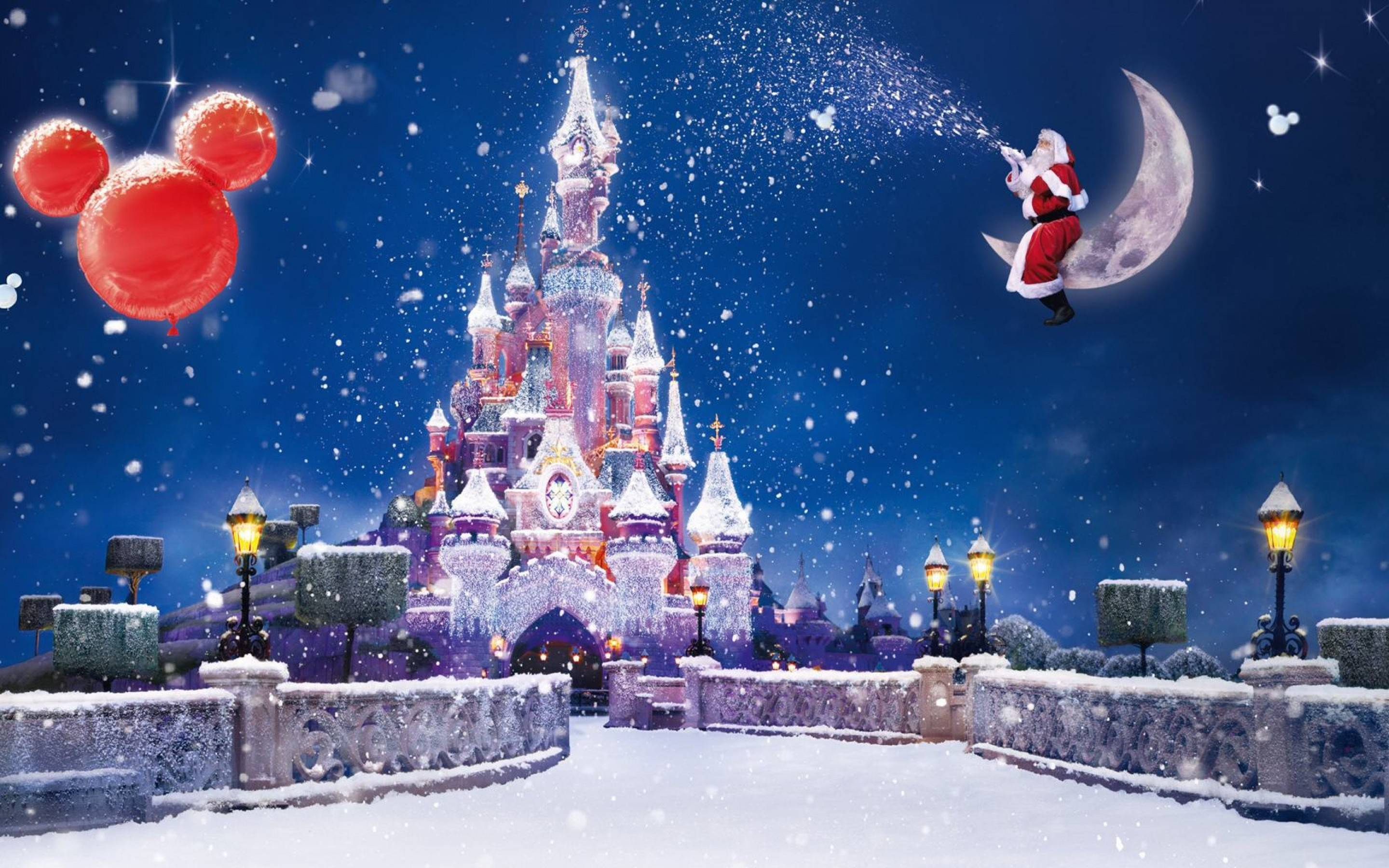 Disney Christmas Wallpapers Top Free Disney Christmas