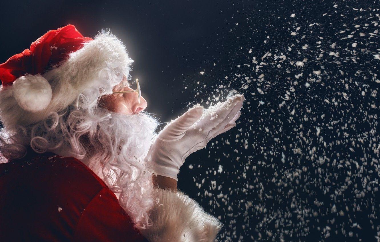 Christmas Santa Wallpapers Top Free Christmas Santa Backgrounds Wallpaperaccess