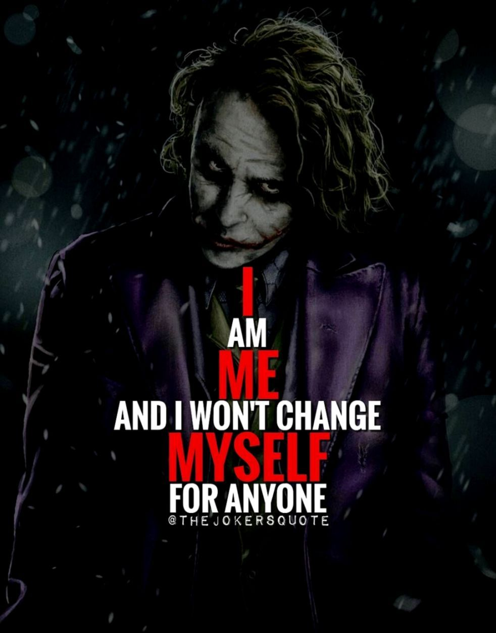 Joker Quotes Hd Wallpapers 4k ~ Quotes and Wallpaper M