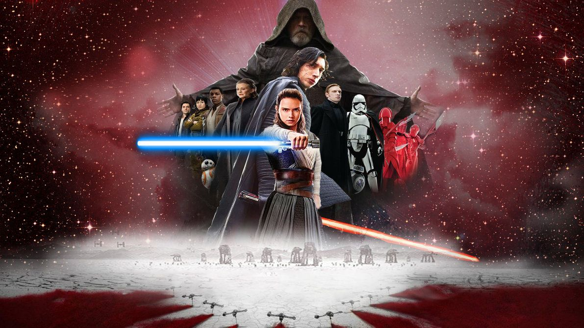 The Last Jedi Star Wars Wallpapers Top Free The Last Jedi Star Wars Backgrounds Wallpaperaccess