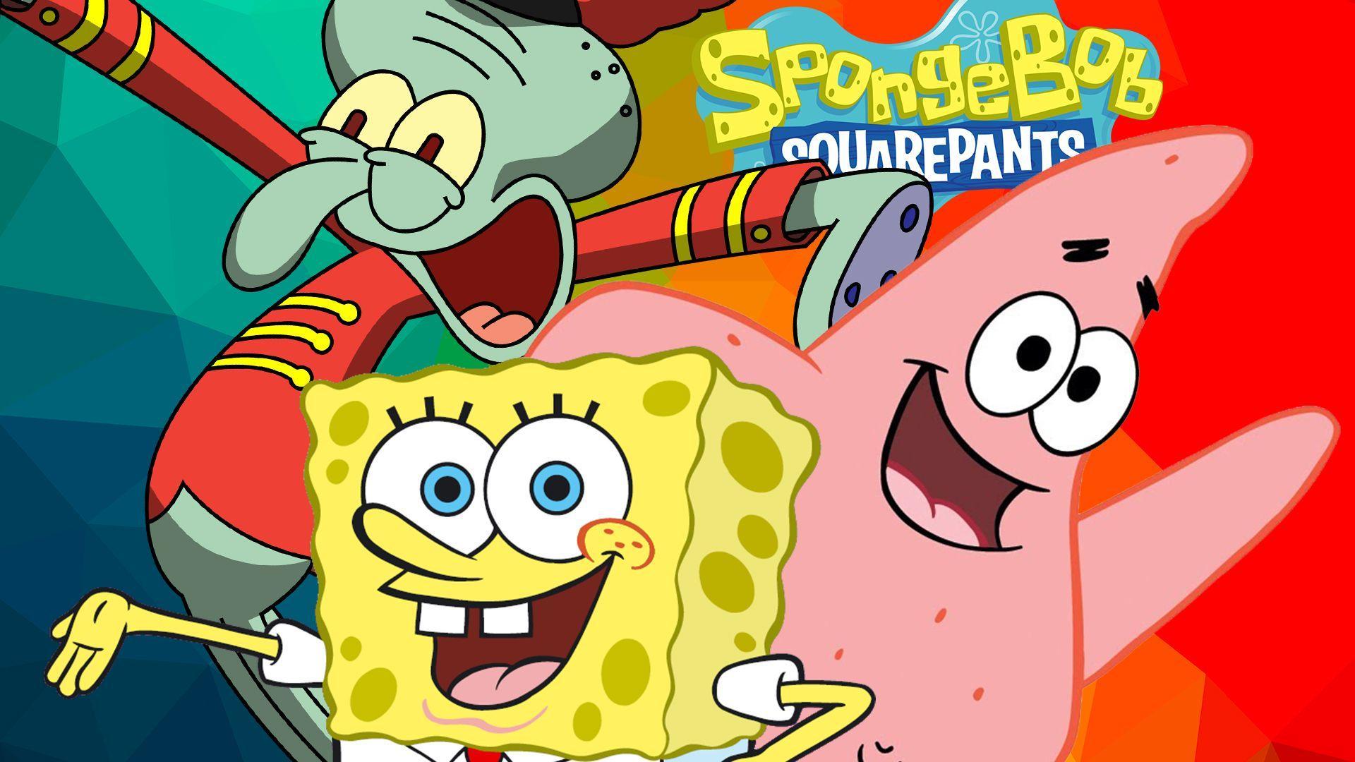 Terbaru Gambar Spongebob Keren Wallpaper Tahun Ini