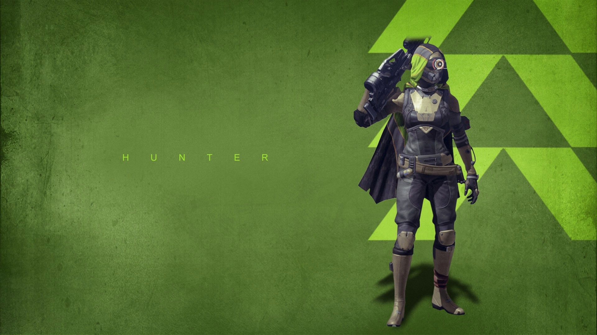 Cool Destiny Hunter Wallpapers