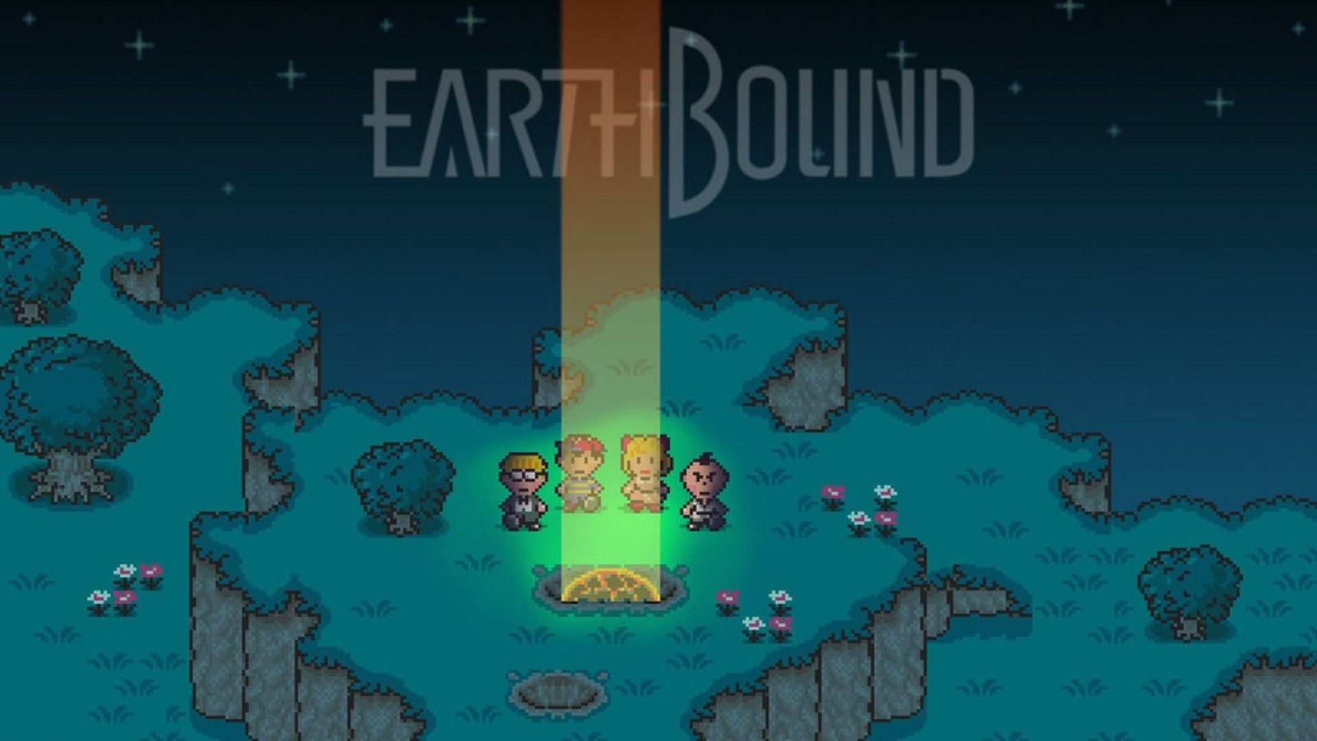 Earthbound Wallpapers Top Free Earthbound Backgrounds Wallpaperaccess