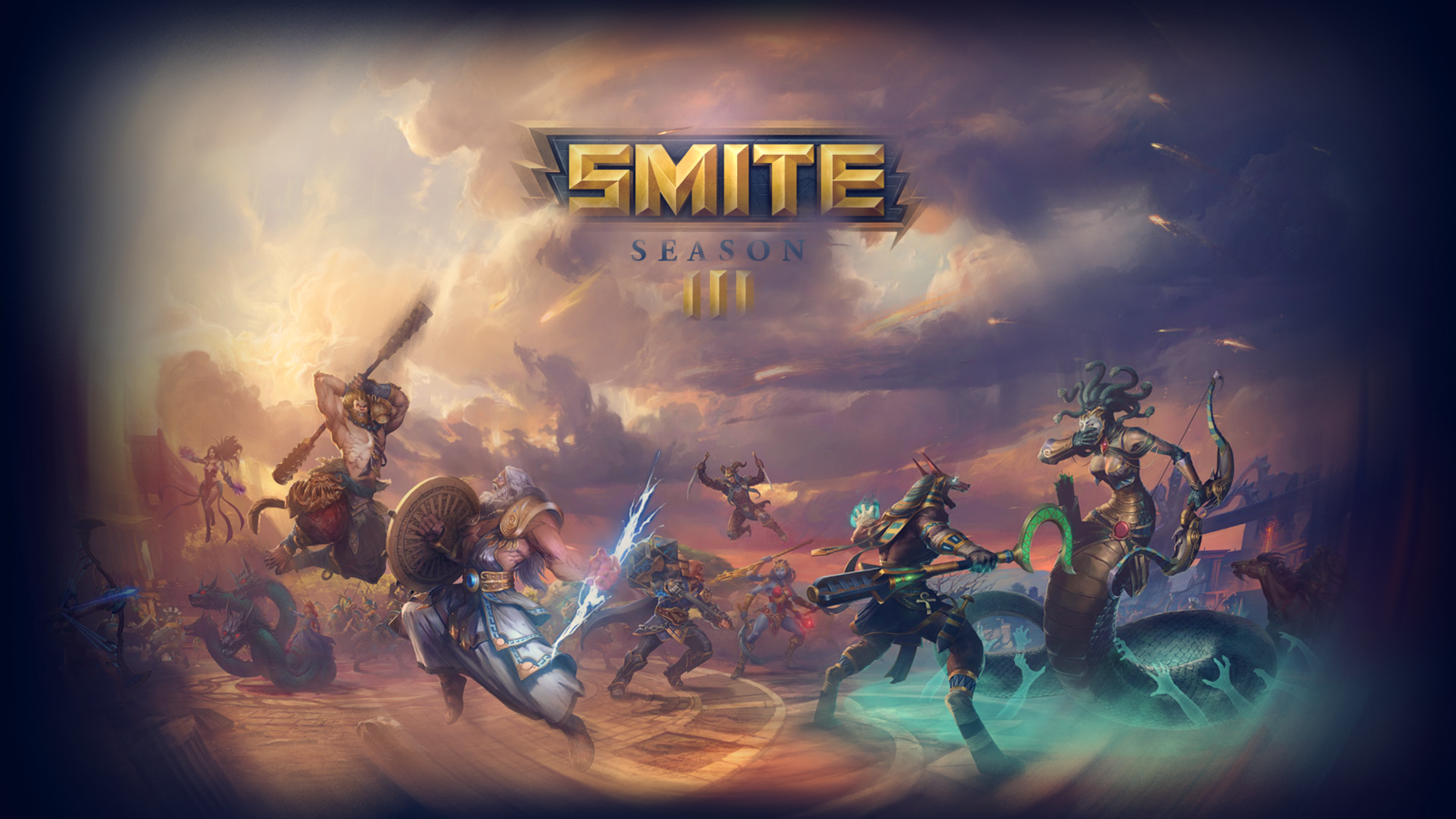 Smite Wallpapers Top Free Smite Backgrounds Wallpaperaccess
