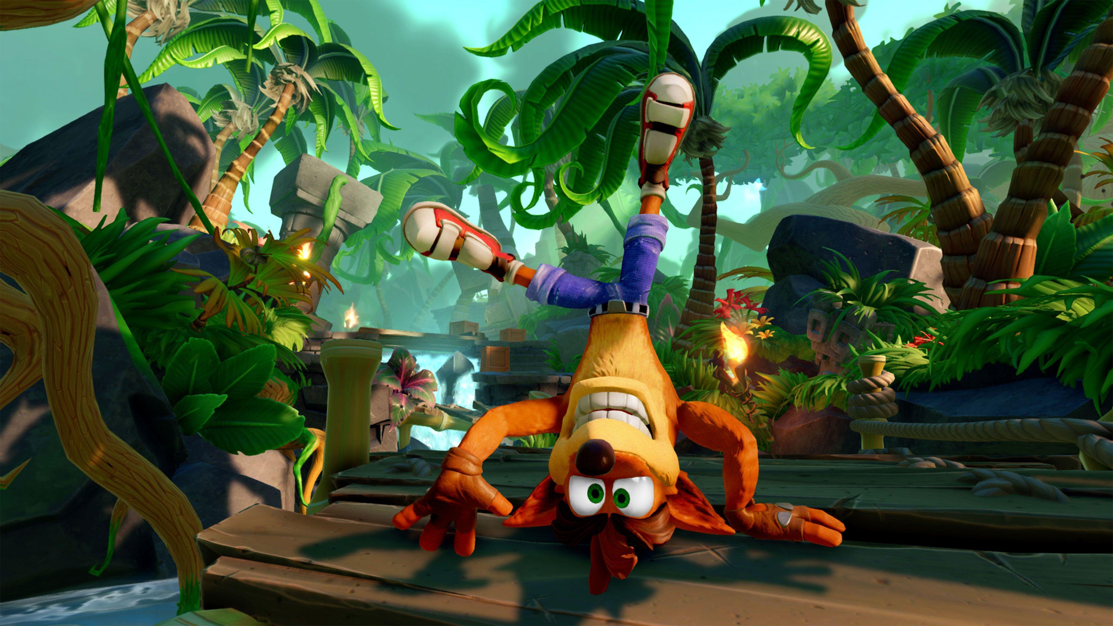 Crash Bandicoot Wallpapers Top Free Crash Bandicoot Backgrounds