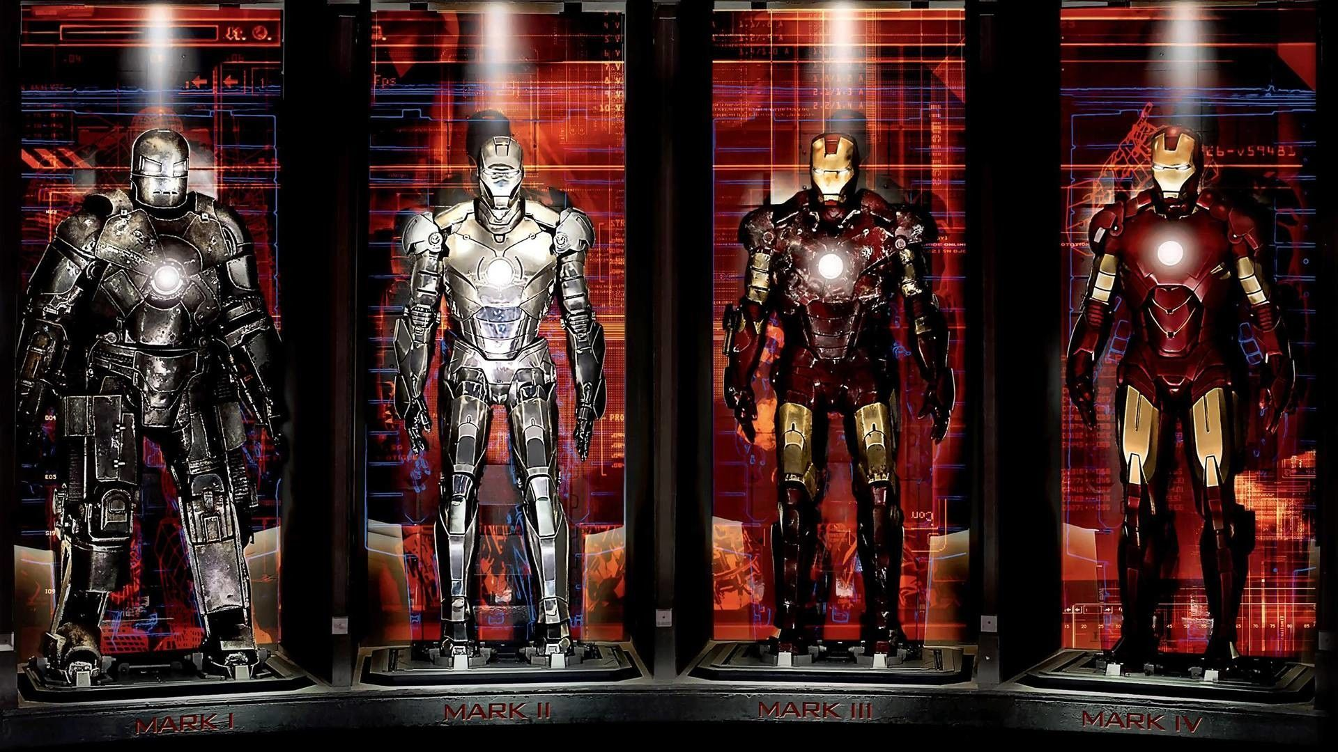 Iron Man Suits Wallpapers Top Free Iron Man Suits