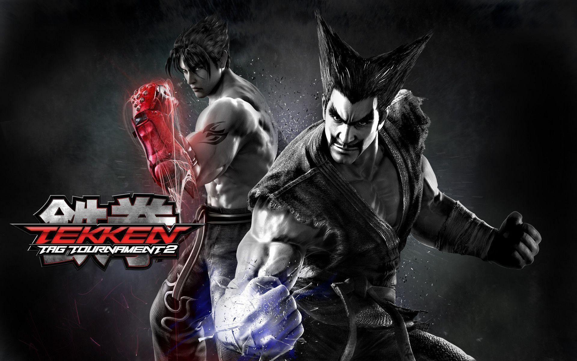 Games tekken tag Tekken 3