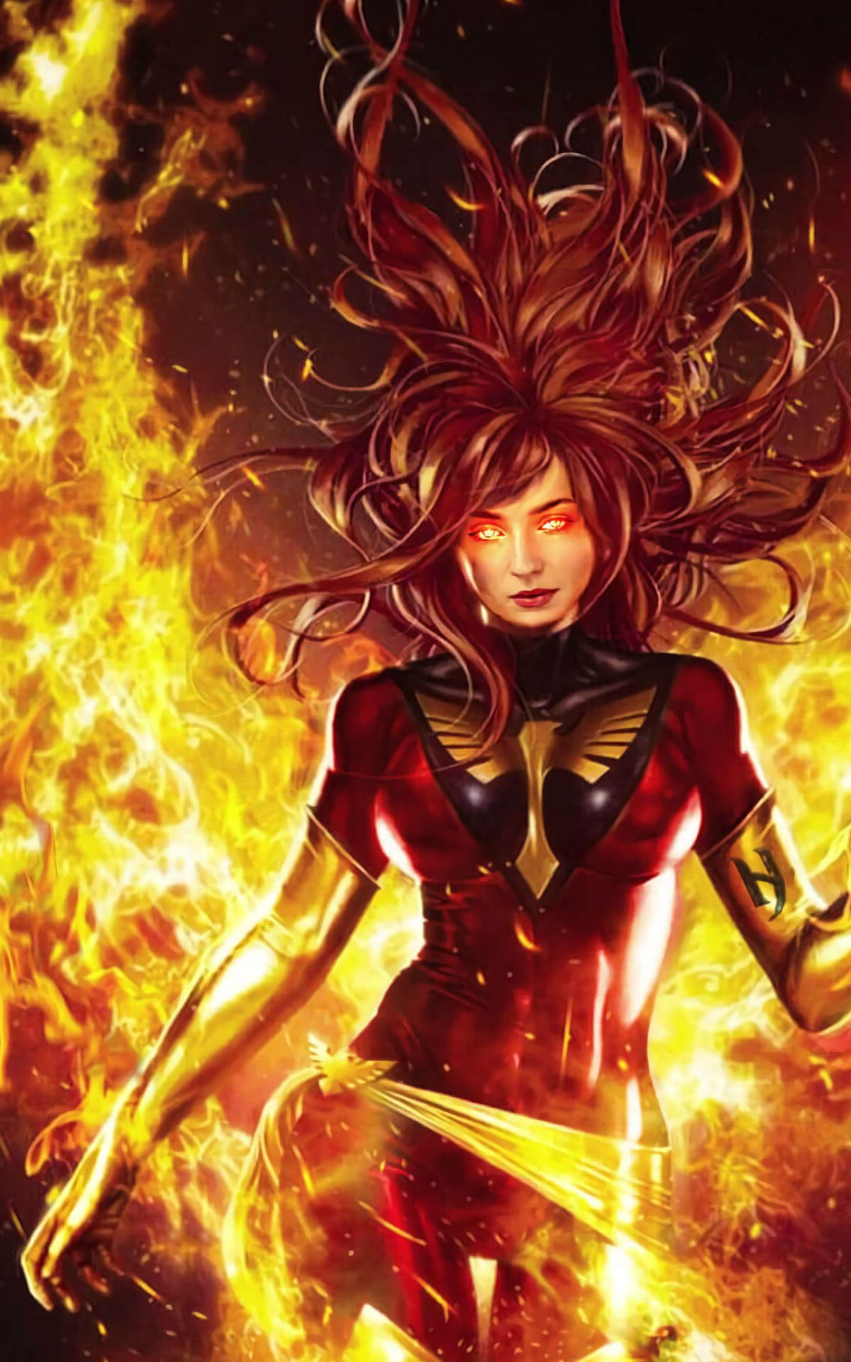 Jean Grey Wallpapers Top Free Jean Grey Backgrounds