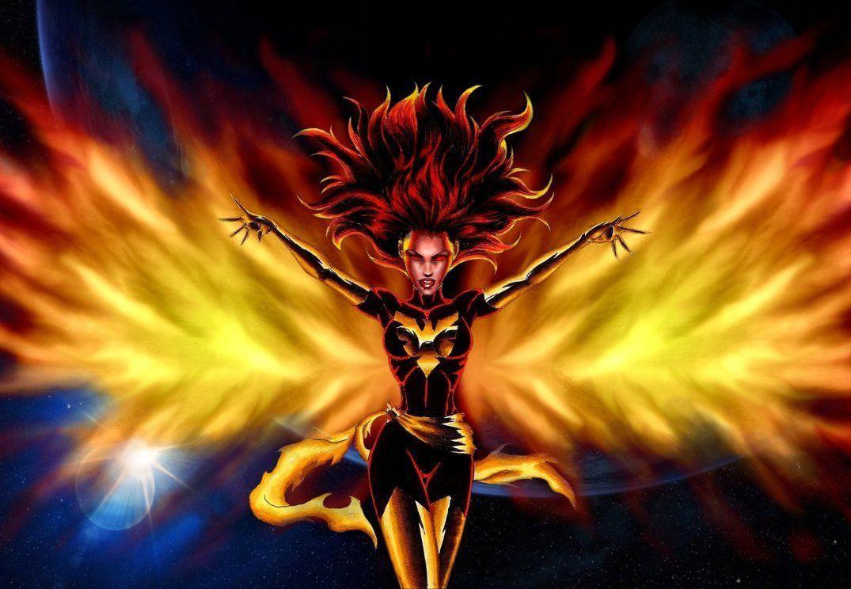 Phoenix X Men Wallpapers Top Free Phoenix X Men