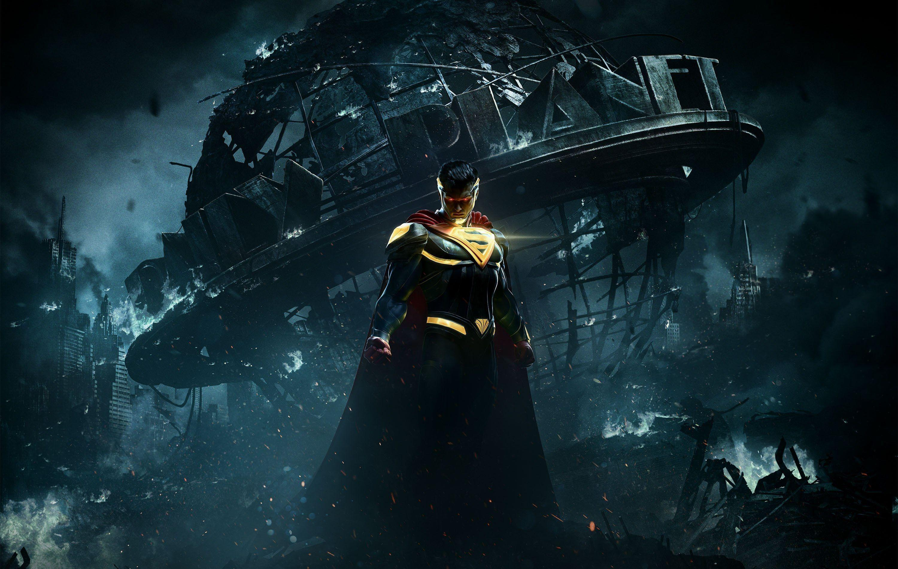 Injustice 2 Wallpapers Top Free Injustice 2 Backgrounds