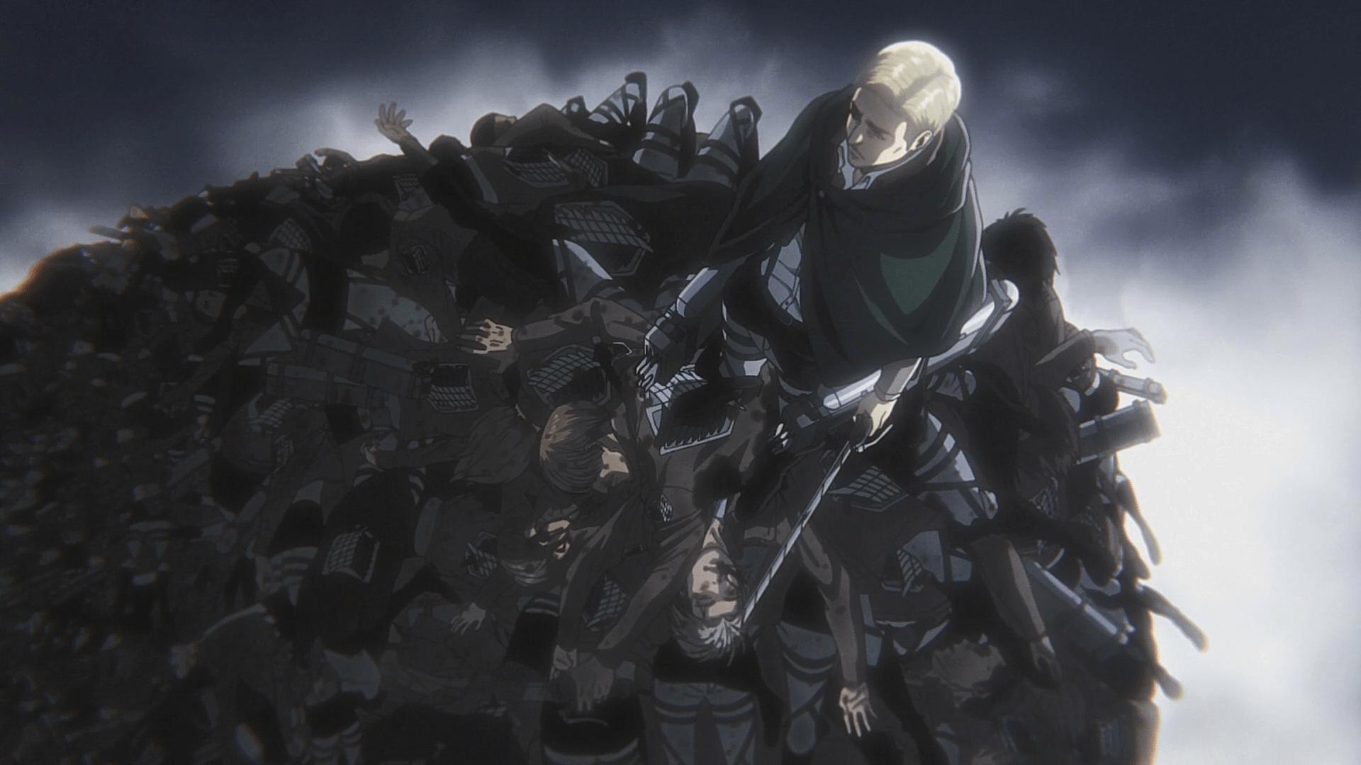 Blog Anime Wallpaper Attack On Titan Season 3 Shingeki Wallpaper