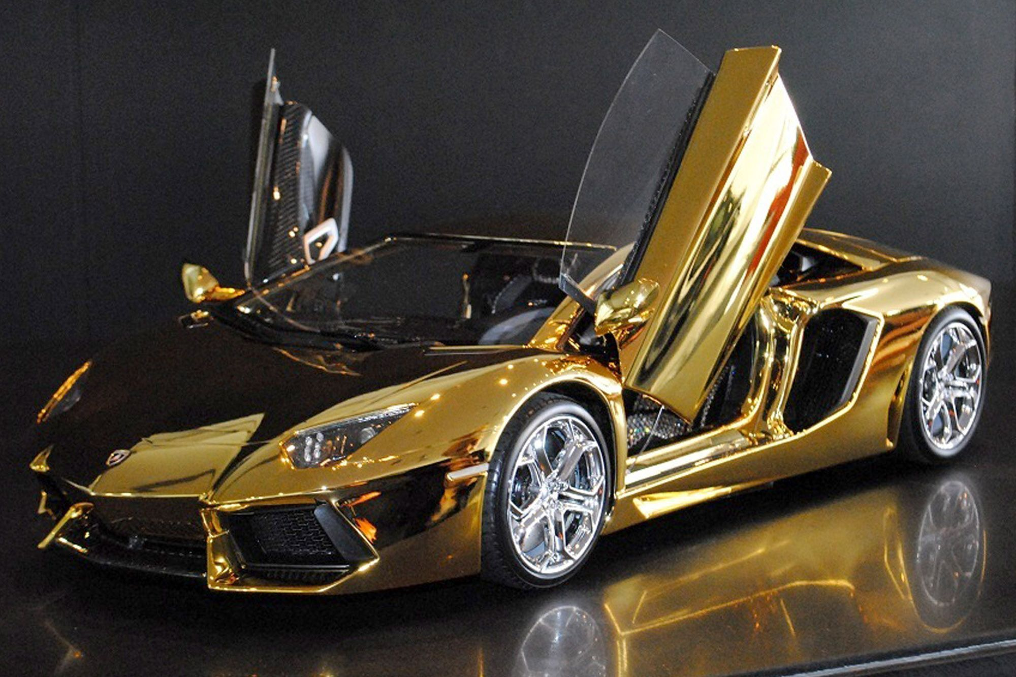 Black and Gold Car Wallpapers - Top ...