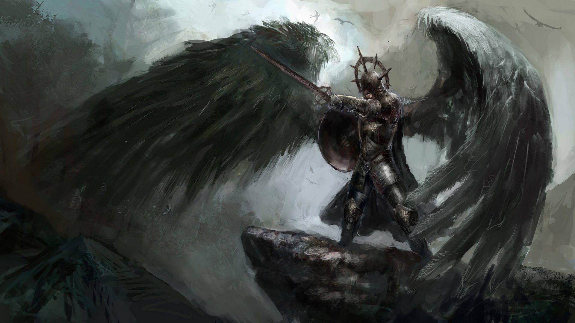 Seraphim wallpaper
