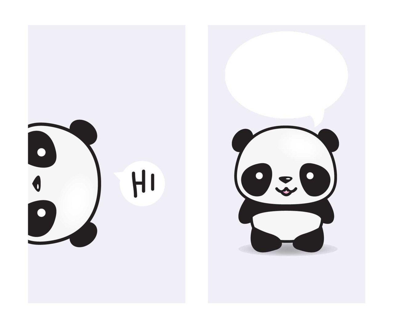 Kawaii Panda Girl Wallpapers Top Free Kawaii Panda Girl