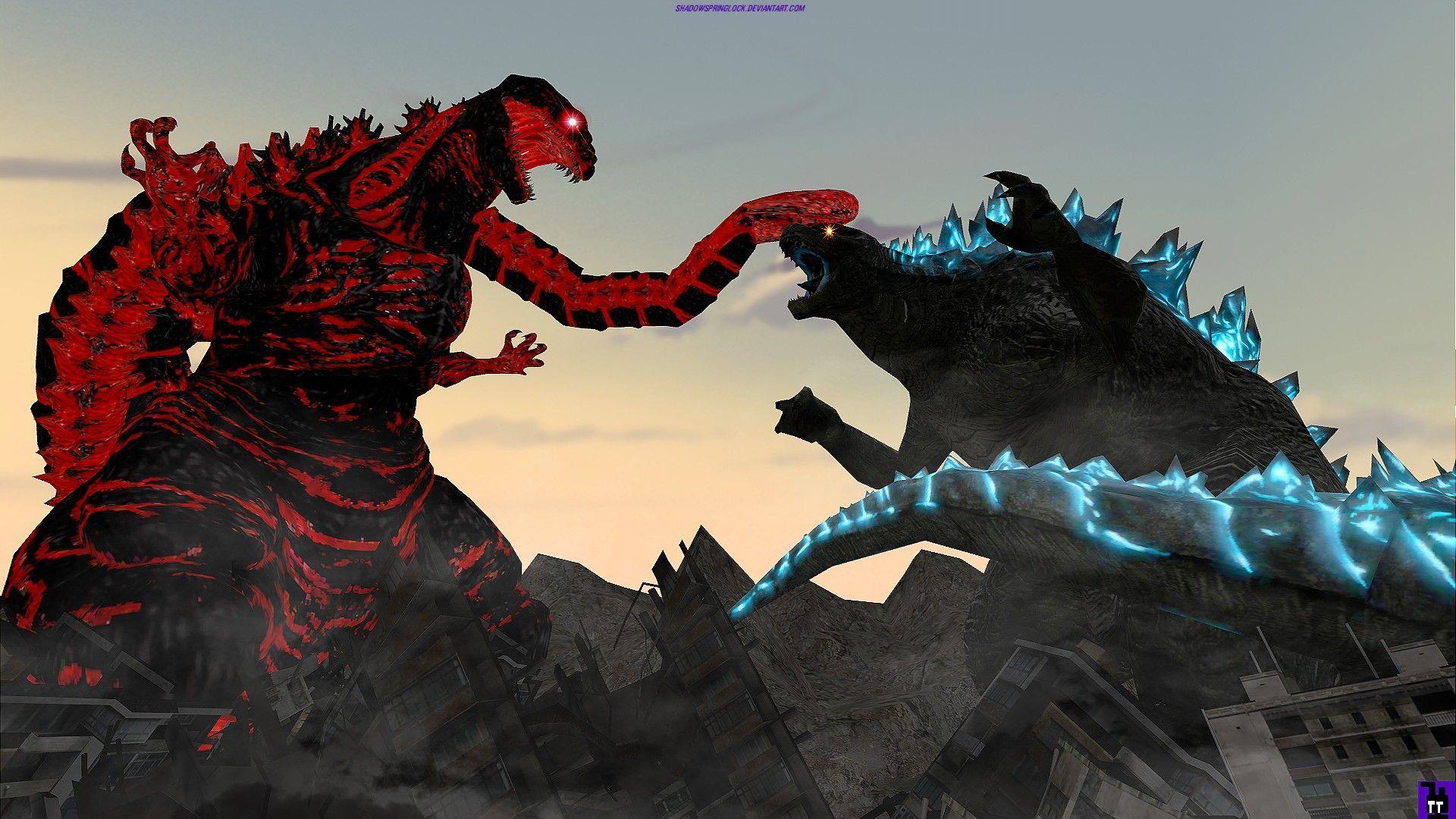 Shin Godzilla Wallpapers - Top Free Shin Godzilla ...