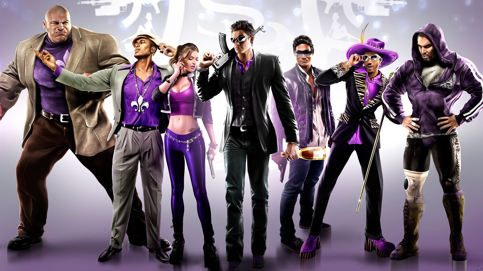 Saints Row Wallpapers Top Free Saints Row Backgrounds