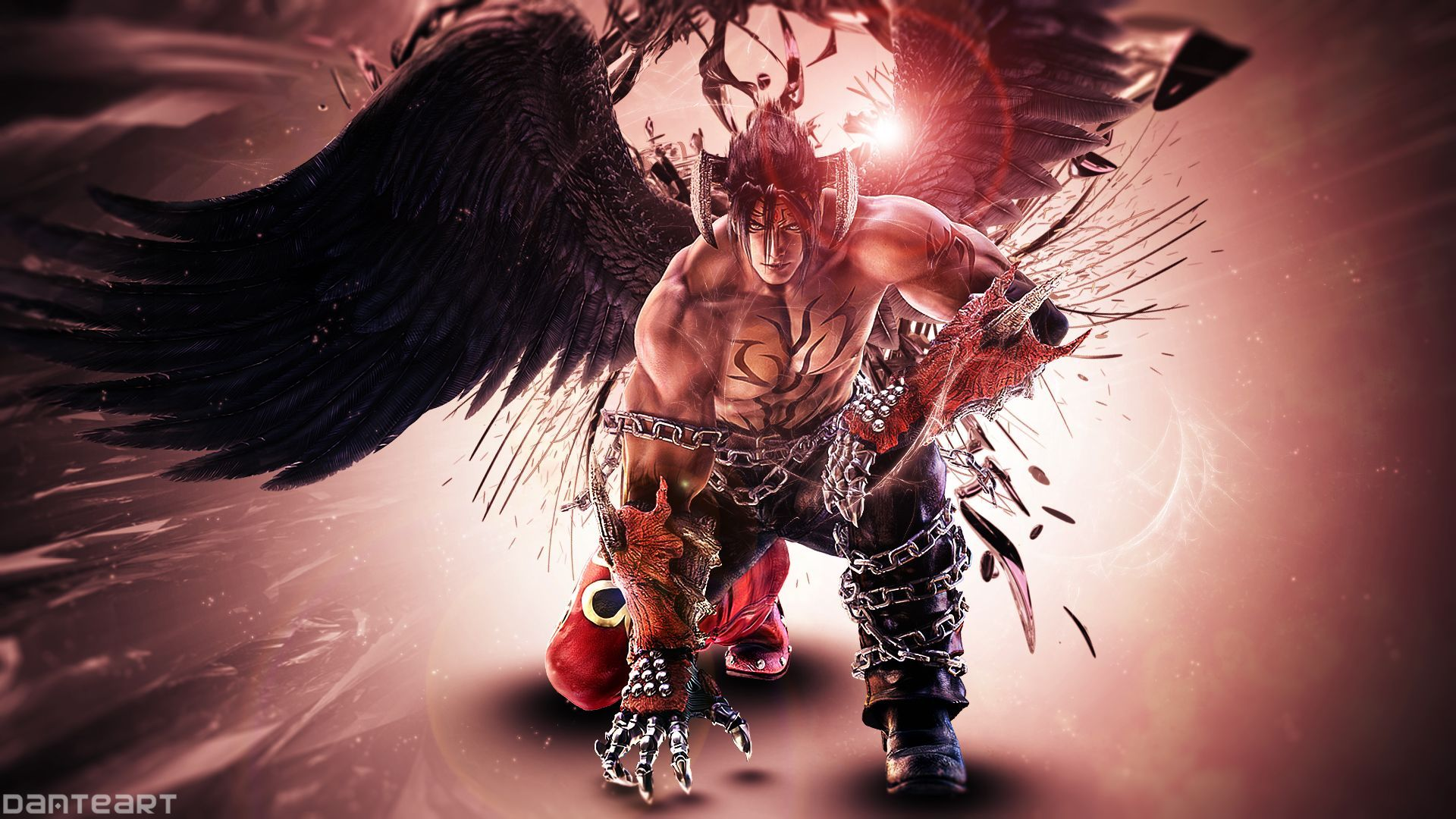 Devil Jin Wallpapers Top Free Devil Jin Backgrounds