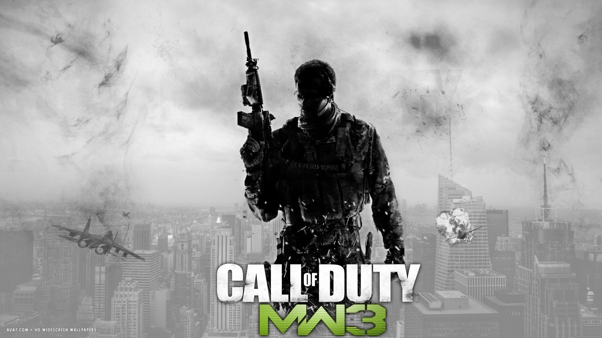 Call of duty modern warfare 3 wallpapers top free call - Mw3 wallpaper ...