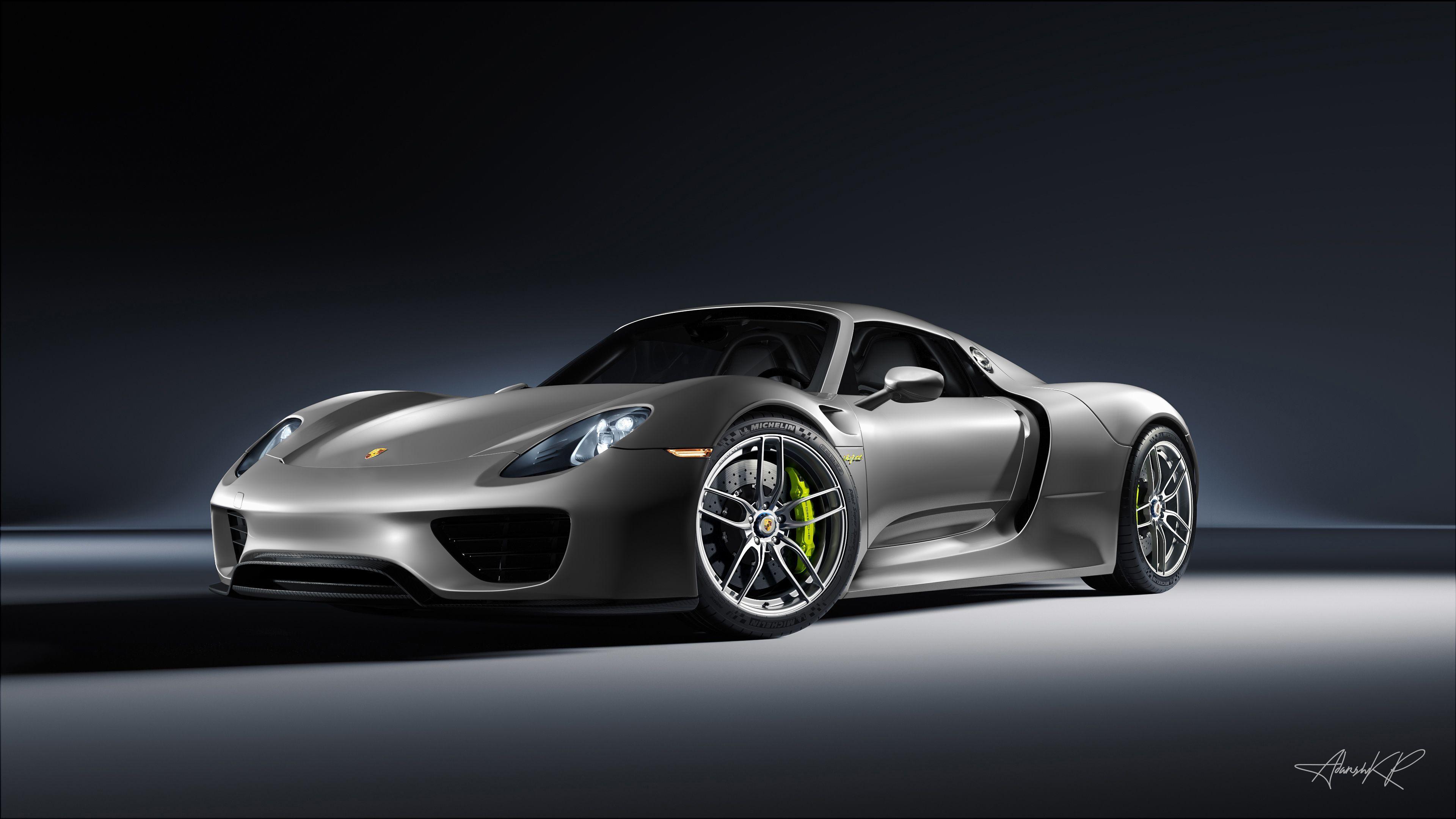 Porsche 918 Spyder Wallpapers Top Free Porsche 918 Spyder Backgrounds Wallpaperaccess
