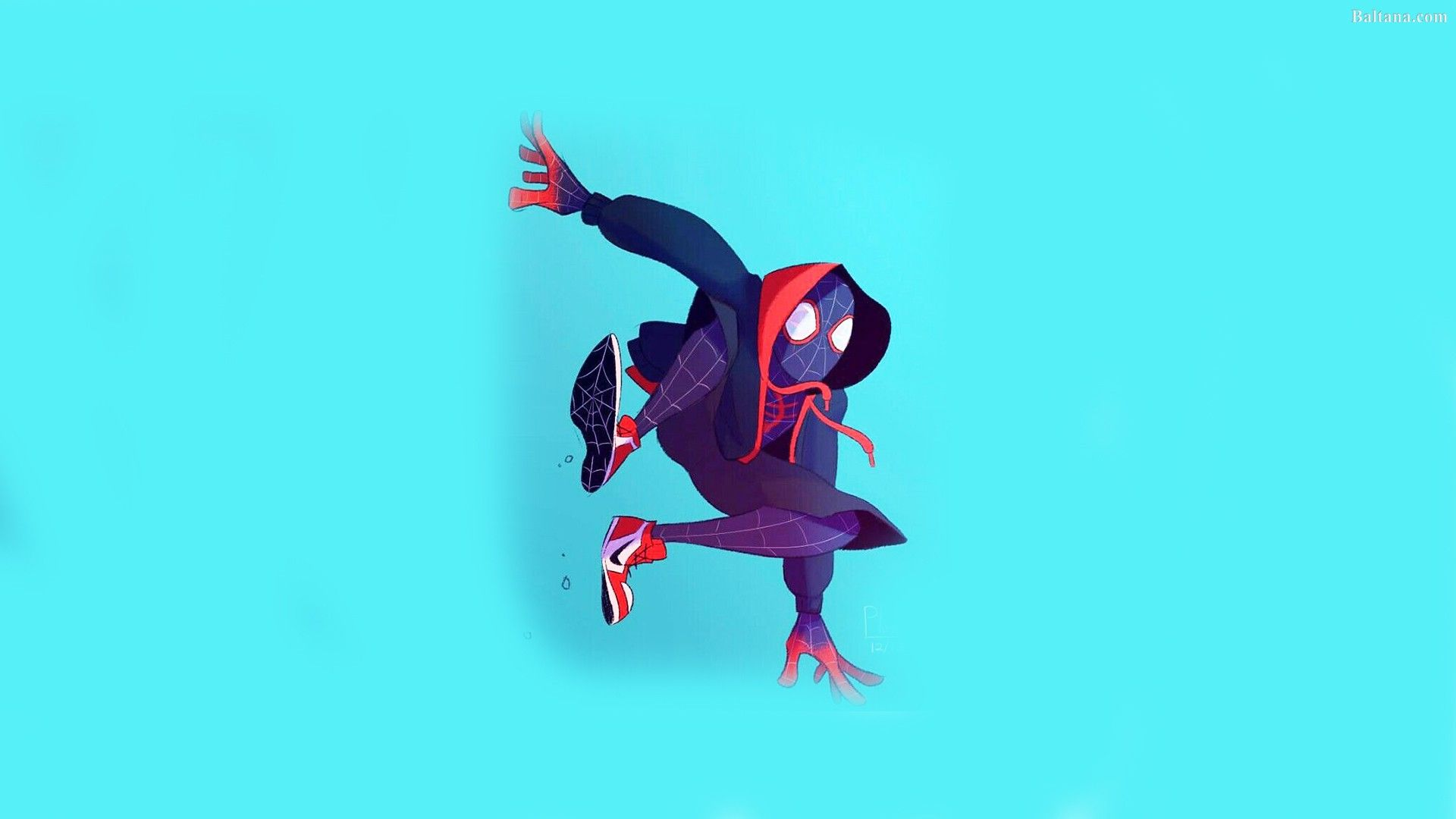 Spider Man Into Spider Verse Wallpapers Top Free Spider Man Into