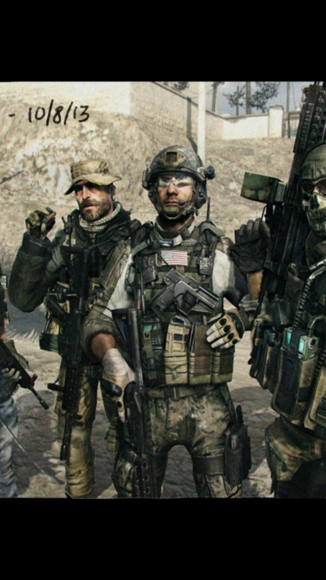 Call of Duty Modern Warfare 3 Wallpapers - Top Free Call of