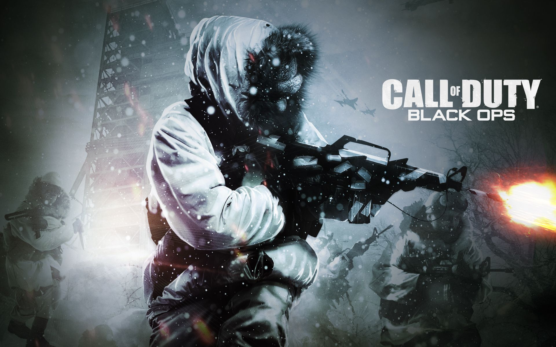 Call Of Duty Black Ops Wallpapers Top Free Call Of Duty