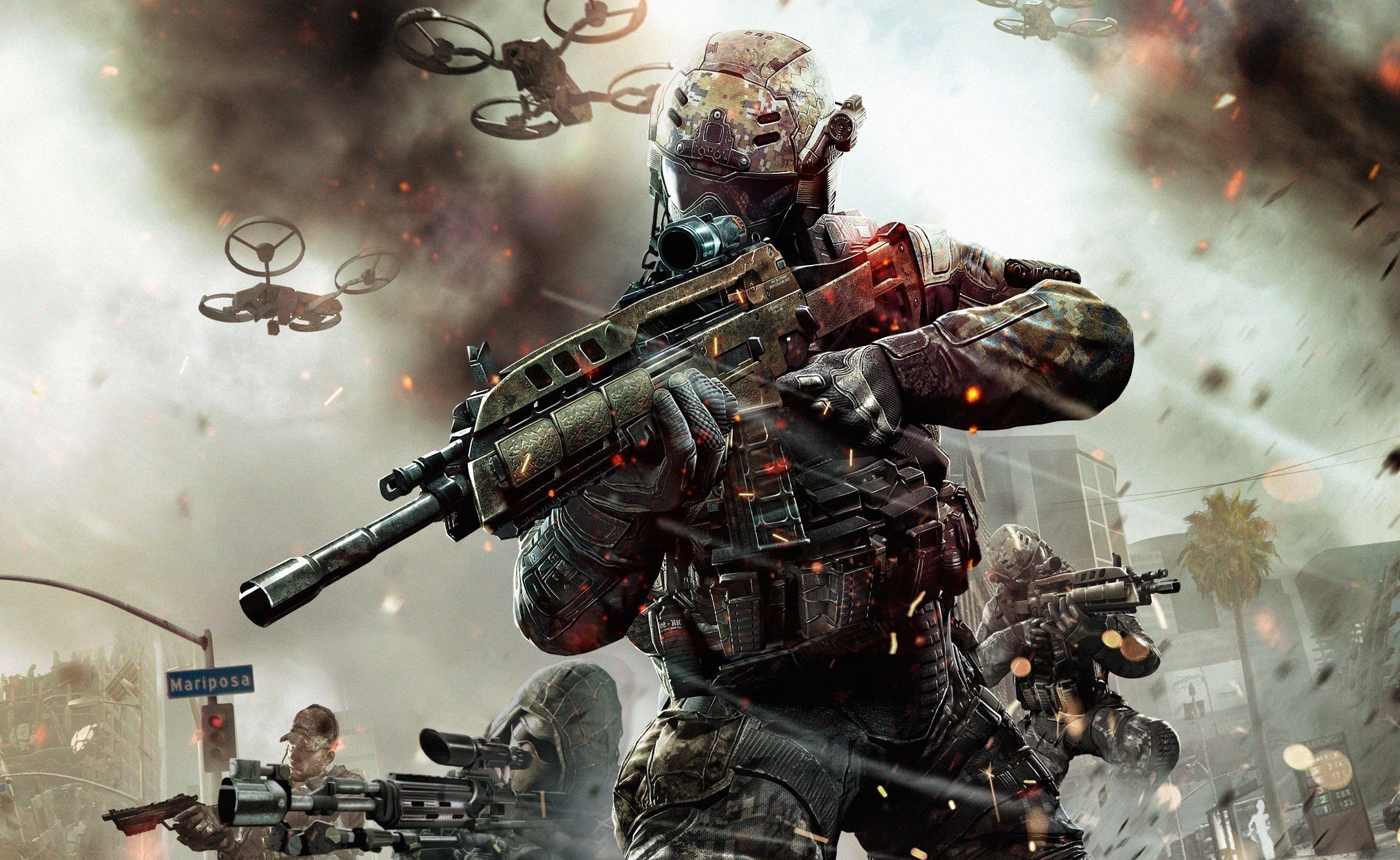 Wallpaper Cool Call Of Duty