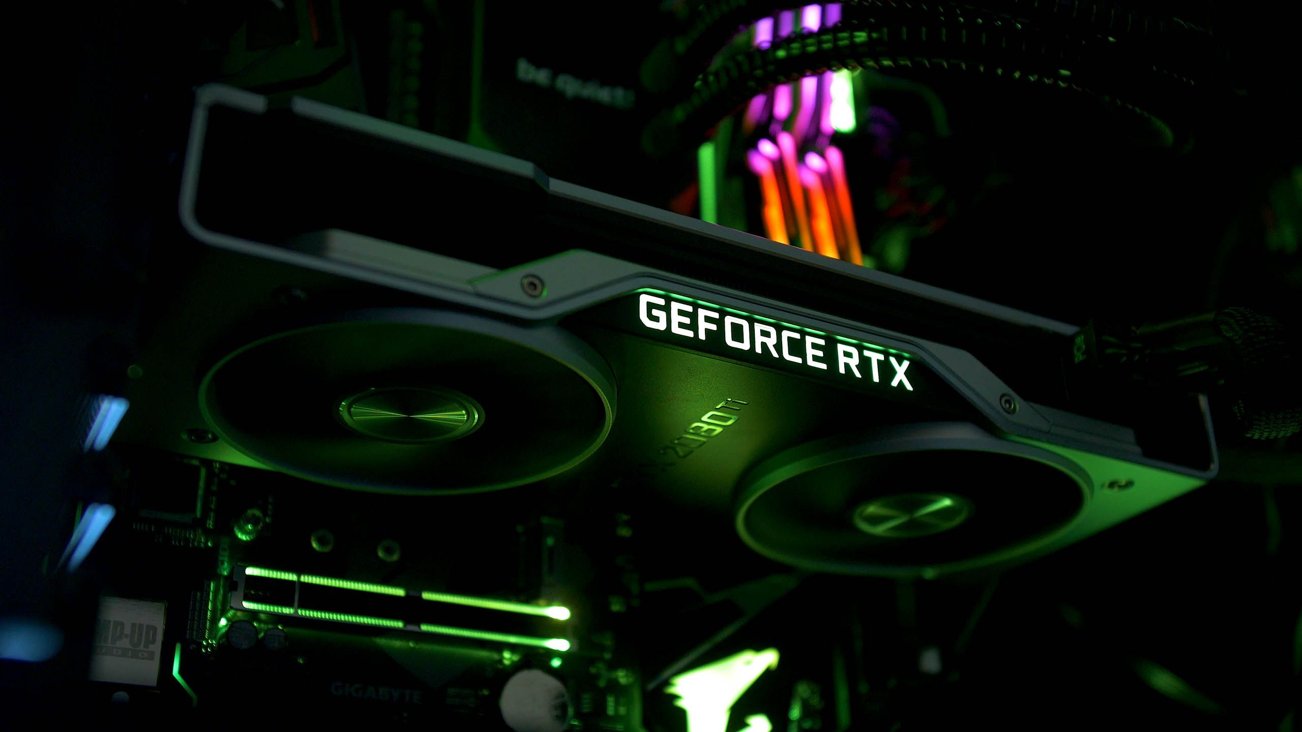 Nvidia Rtx Wallpapers Top Free Nvidia Rtx Backgrounds Wallpaperaccess