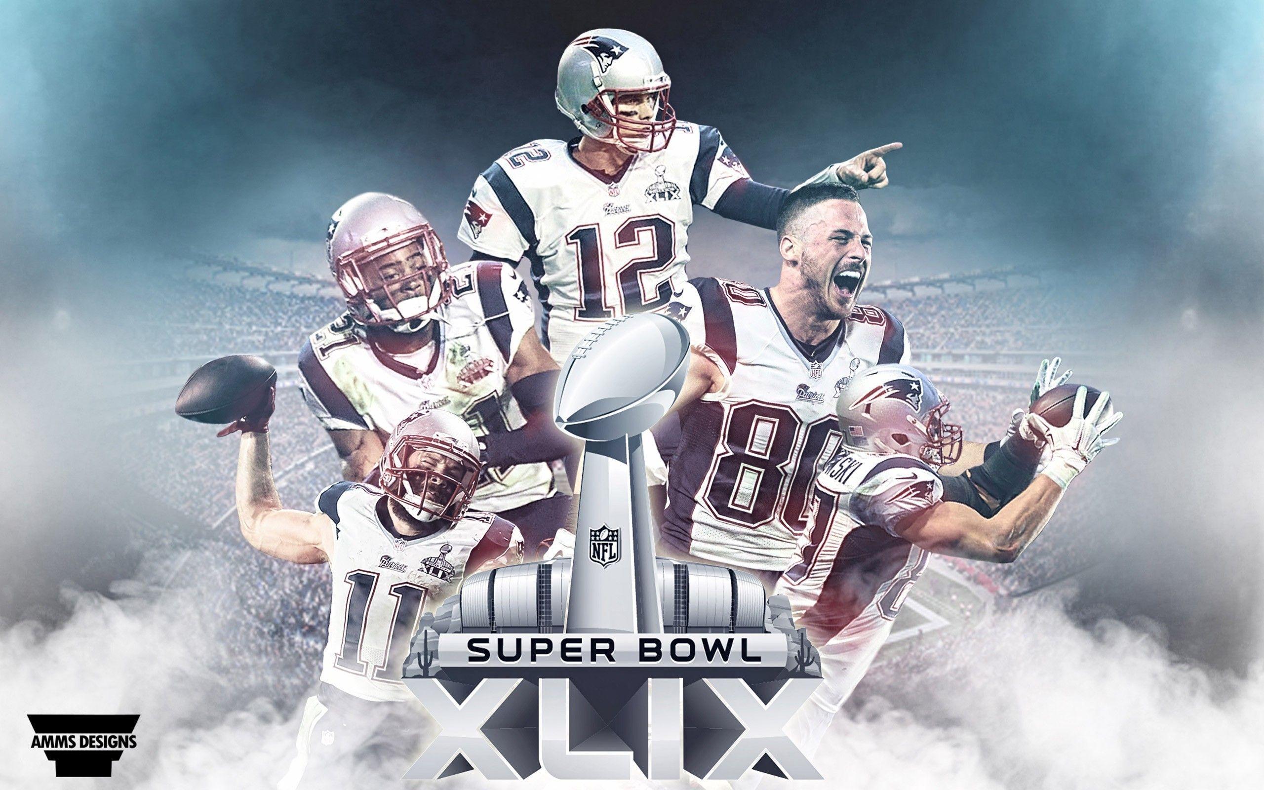 Patriots Super Bowl Wallpapers Top Free Patriots Super