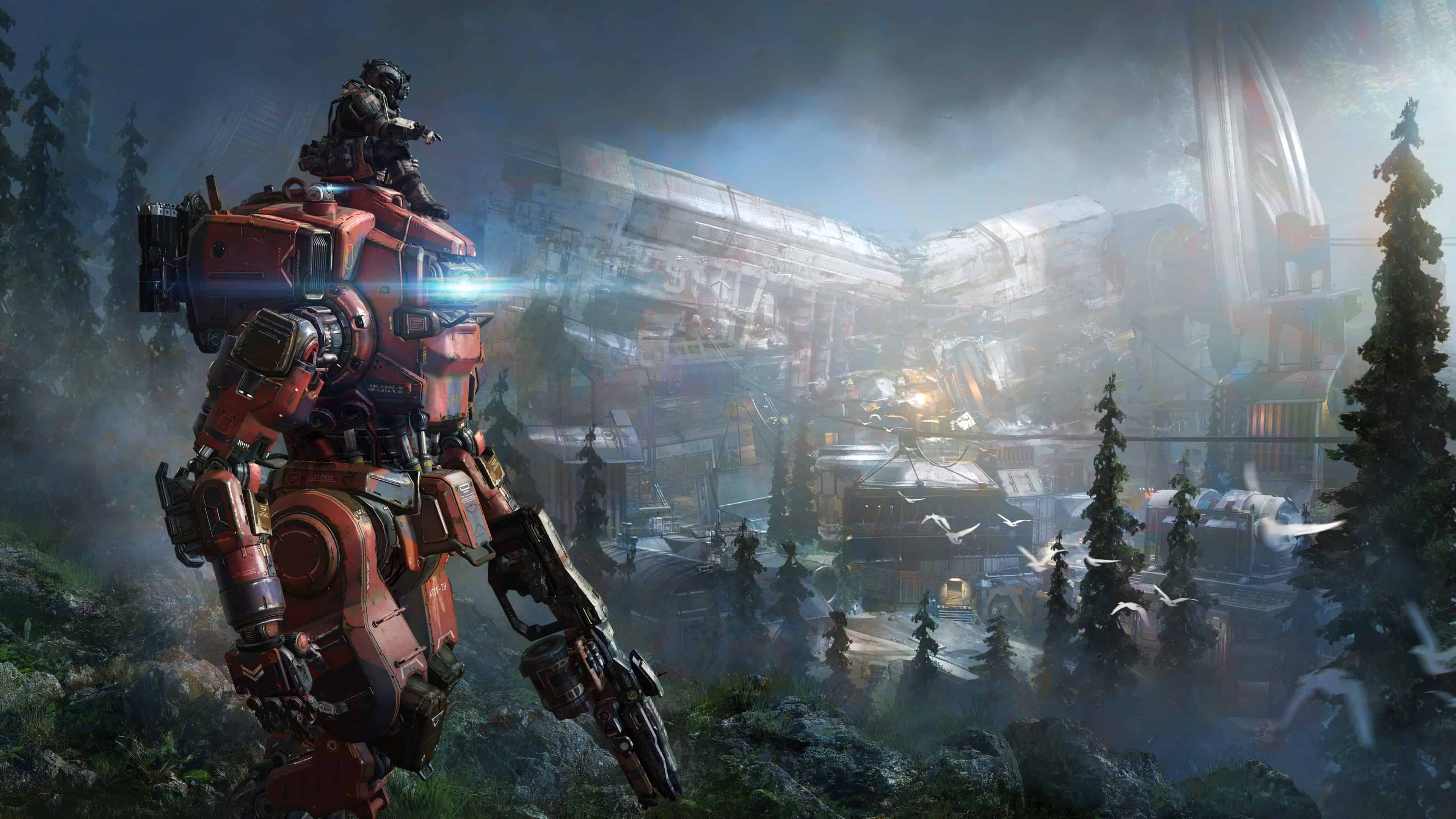 Titanfall 2 Wallpapers - Top Free