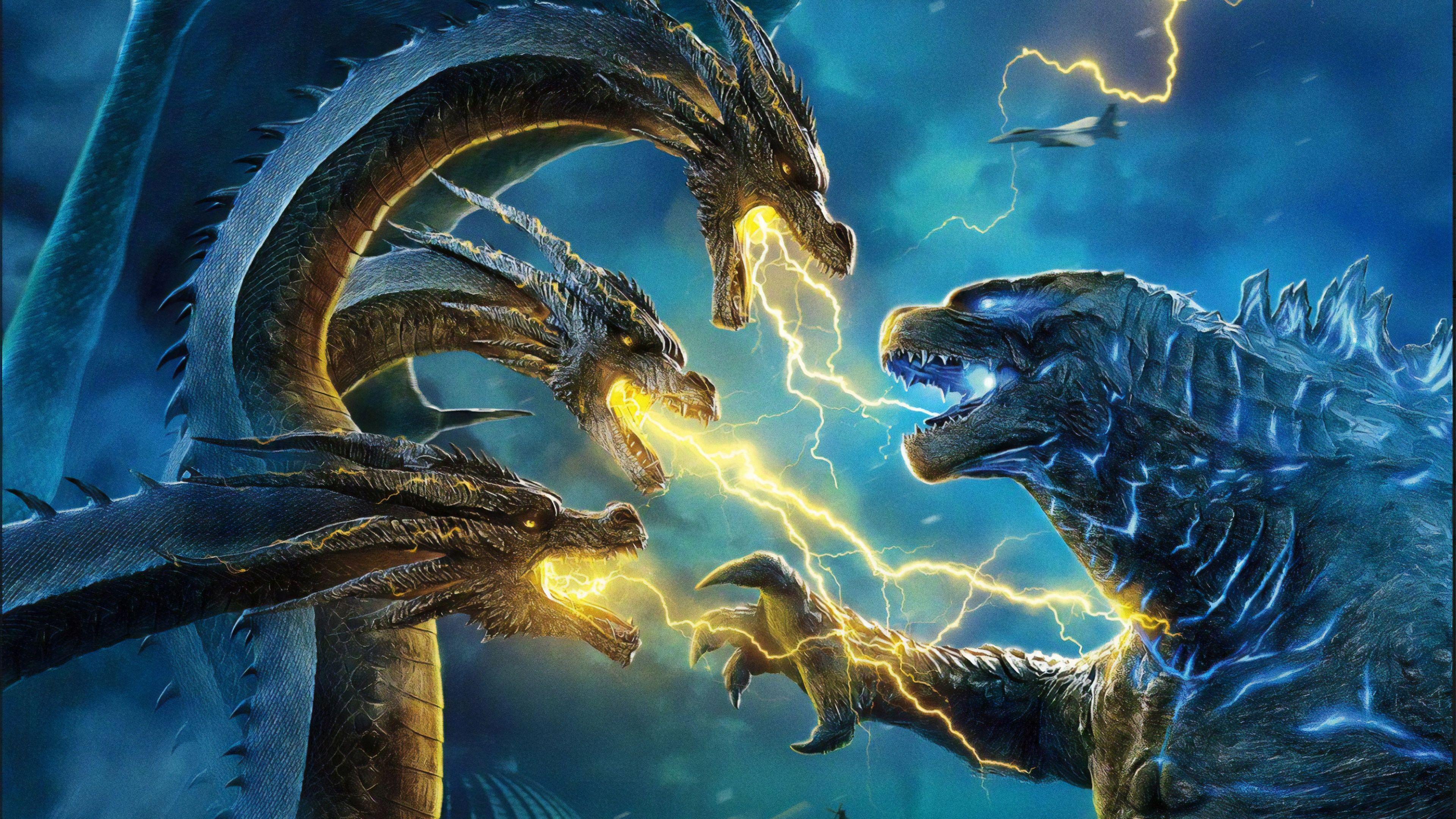 Godzilla Vs. King Ghidorah Wallpapers   Top Free Godzilla Vs. King ...