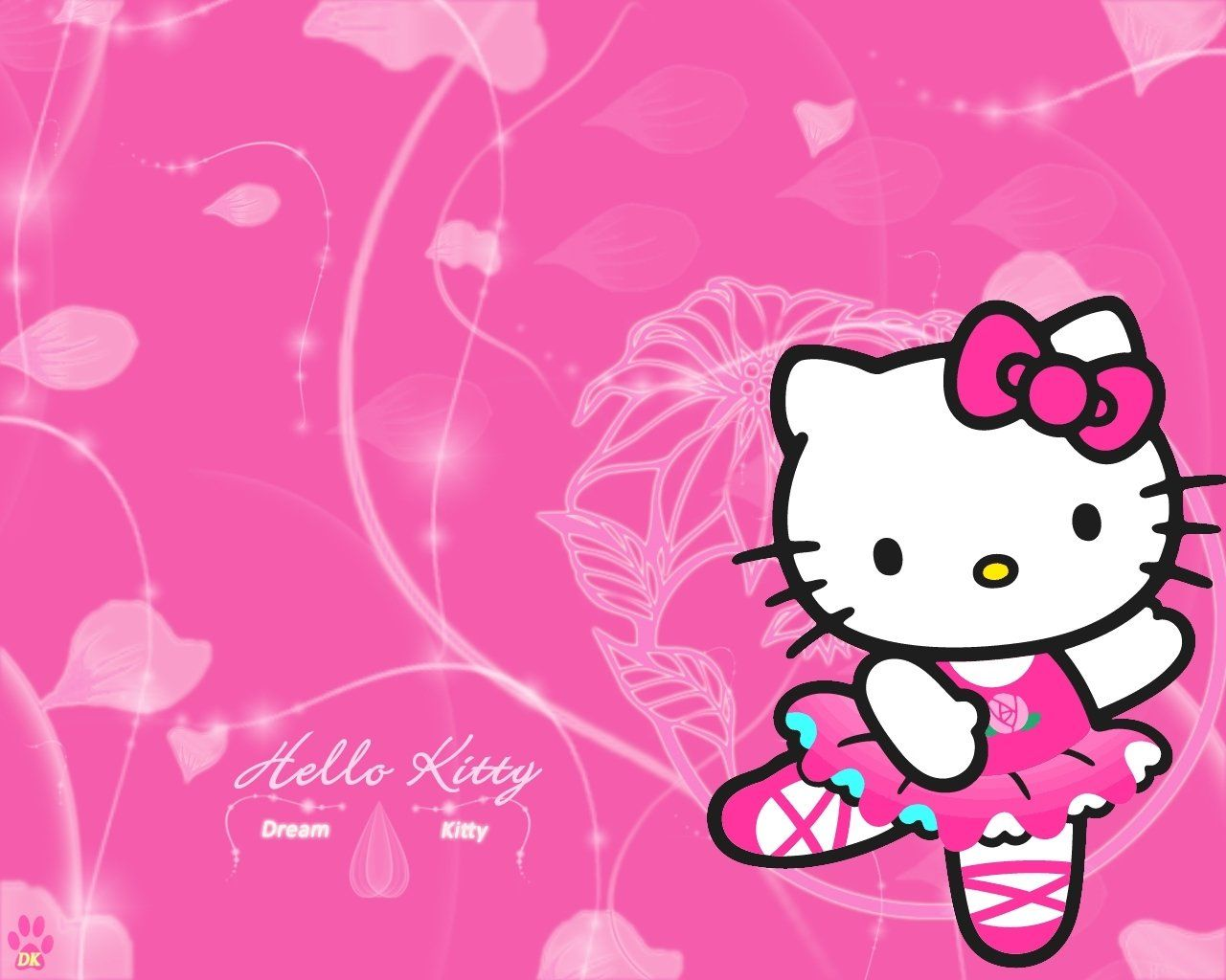Pink Hello Kitty Wallpapers Top Free Pink Hello Kitty Backgrounds