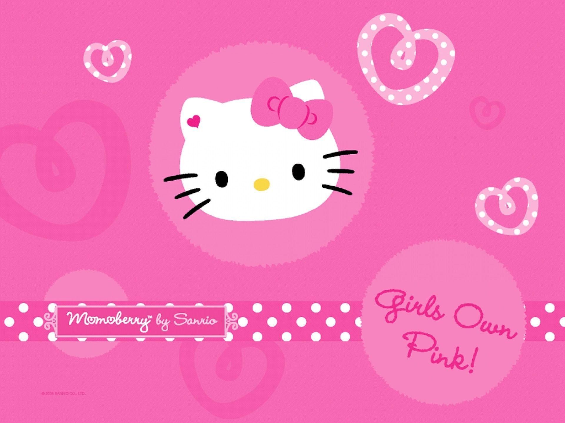 Hello Kitty Laptop Wallpapers Top Free Hello Kitty Laptop