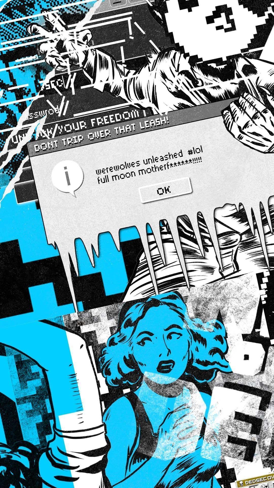 DedSec Wallpapers - Top Free DedSec Backgrounds ...